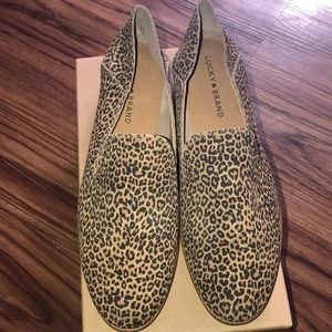 Lucky Brand Womens Size 10M/42cahill Leath…